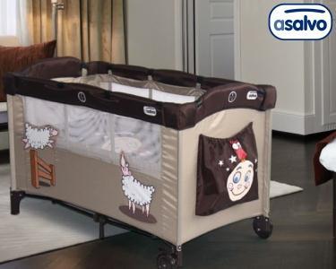 Cama de viagem para o teu Bebé | Asalvo