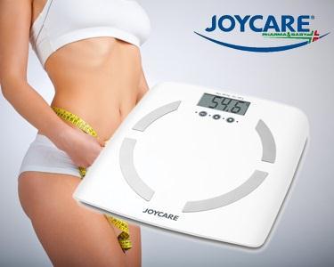 Balança Mede Gordura + Água Corporal