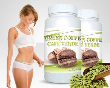 Café Verde s/ Cafeína - Dieta Dr. Oz