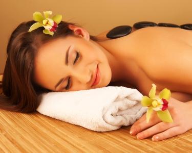 Deep Relax - Aromaterapia & Pedras Quentes 45 Min