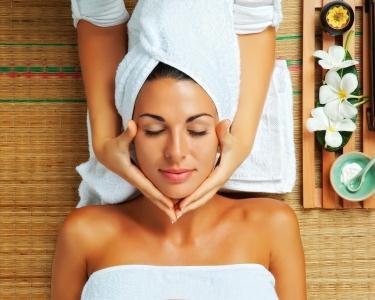 Relaxamento Facial + Massagem Podal