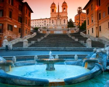 Viagem VIP Roma - 2 a 3 noites C/Voo