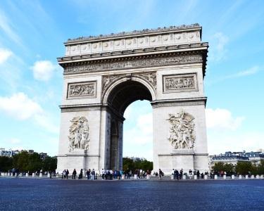 Fuga Romântica Paris - 2 a 3 noites