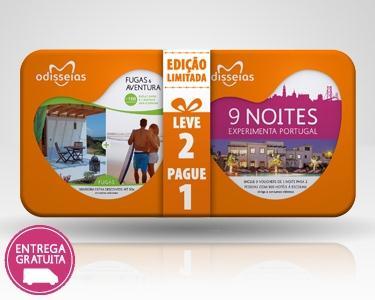 2 Presentes-Fugas & Aventura + 9 Nts