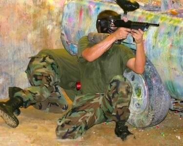 Paintball Reball Indoor - Bolas Ilimitadas