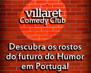 Espetáculo 'Villaret Comedy Club'