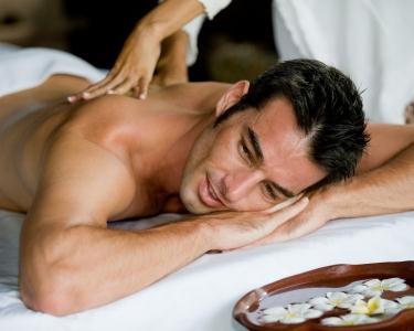 Massagem Rosto&Corpo Dia do Pai 50m