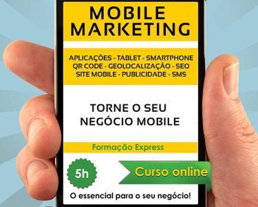 Curso Online Mobile Marketing & Certificado - 5h