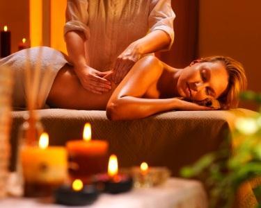 Massagem com Velas - 50 Minutos