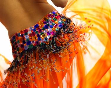 Aulas de Dança Oriental - 1 Mês