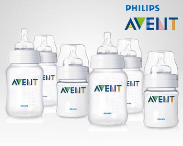 Cabaz Biberão - Philips Avent