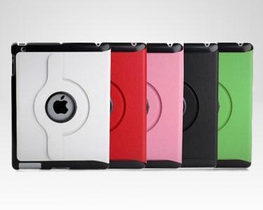 Capa para iPad - 360º - Escolha a sua cor