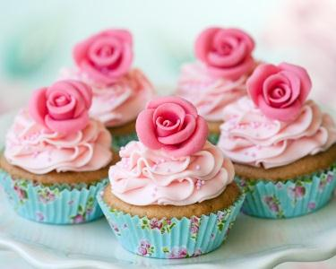 Workshop de Cupcakes 4h | Coloridos, Deliciosos e Surpreendentes!