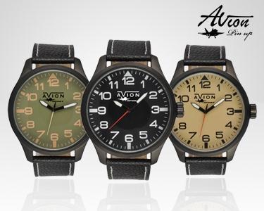 Relógio Avion - Escolhe o Teu