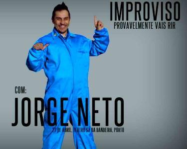 Café Improv com Jorge Neto