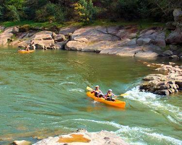 Canoagem Rio Mondego - Pura Adrenalina