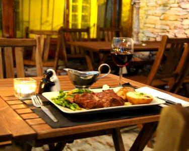Jantar no Azeite QB & Sabores Transmontanos