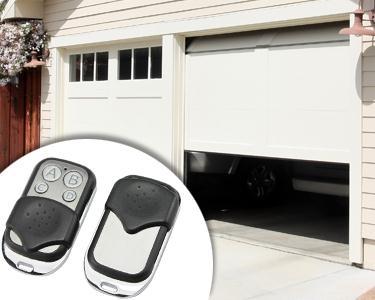 Comando Universal para Garagens