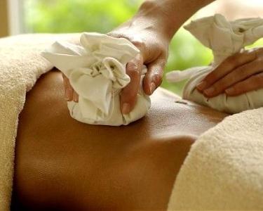 Massagem c/Pedras&Pindas Quentes