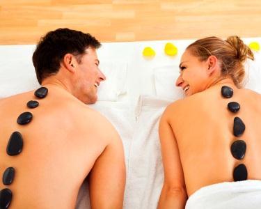 Massagem Hot Stones Casal | Braga