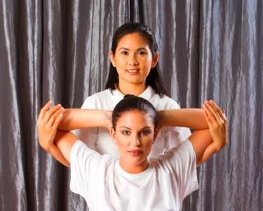 Curso de Massagem Thay Yoga, Nível 1