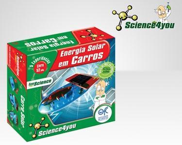 Carro Solar - Science4You