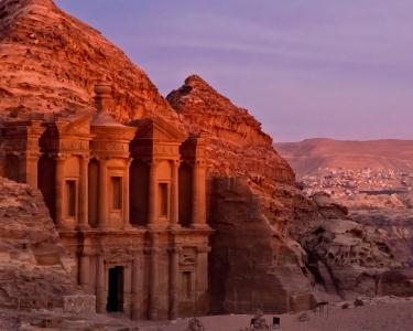 Férias Antecipadas-Jordânia C/Voo