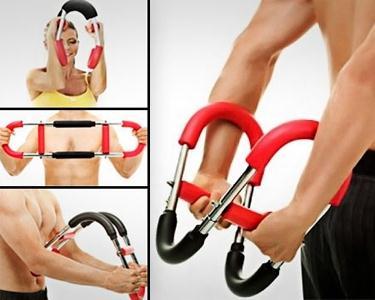 Barra Fitness de Exercícios