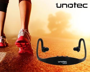 Auriculares Desportivos com MP3