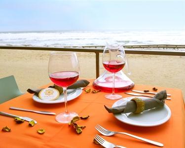 Jantar Afrodisíaco à Beira-Mar