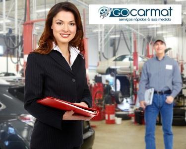 GOCARMAT® | Mudança de Óleo do Motor + Filtros + Check-up