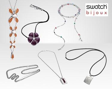 Colar Swatch Bijoux - à escolha!