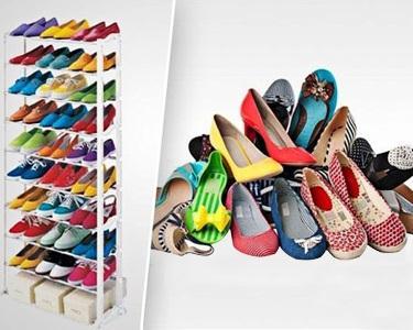 Organizador de Sapatos - 30 Pares