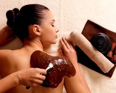 Relax Massage de Chocolate & Canela