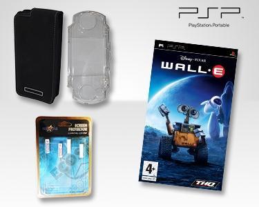 Jogo Disney Pixar - Wall-E + Bolsa + Proteção de Ecrã