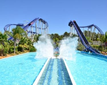 Aquashow Park no Algarve | 2 Adultos + 1 Criança