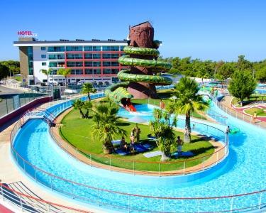 Aquashow Park Hotel 4* & Entradas - Mês de Julho