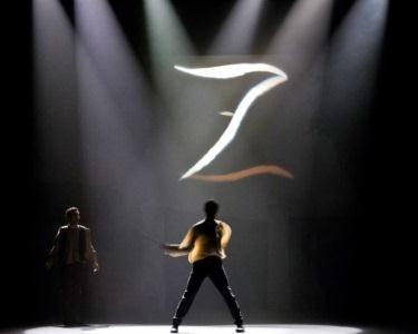 ZORRO no Teatro Rivoli - Porto