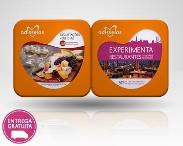 Pack 2 Presentes Gourmet