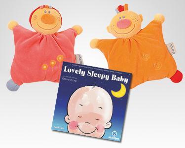 CD&Boneco Flatsie Nattou | Estimule Capacidades do seu Bebé