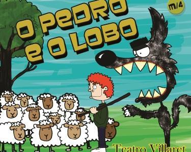 O Pedro e o Lobo - Teatro Villaret