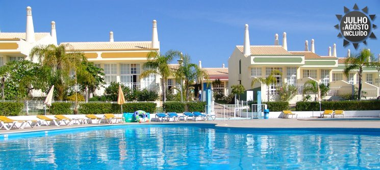 Algarve - Férias no Ponta Grande Resort São Rafael 4* | Apartamento até 4 Pessoas