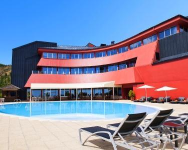 Hotel dos Carqueijais- 3, 5 ou 7 Noites de Verão com Meia Pensão