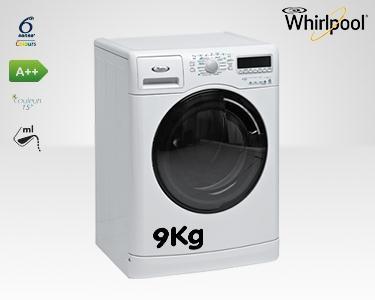 Máquina de Lavar Roupa 9kg | A++