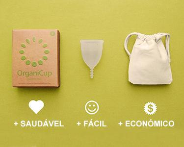 OrganiCup | + Saudável, Económico e Fácil