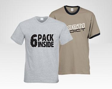 T-Shirt Desporto Homem