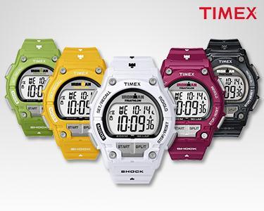 Timex Ironman Shock