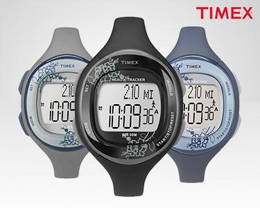 Relógio Timex Health Tracker