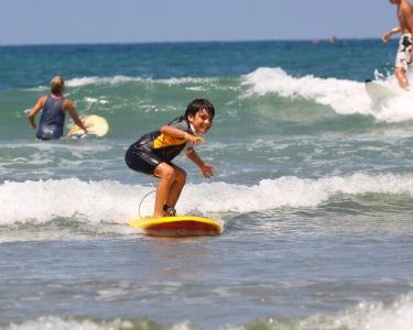 Aula de Surf - Curte as Ondas de Carcavelos