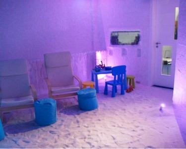 1 Sessão de Haloterapia | Gruta de Sal no Centro de Lisboa